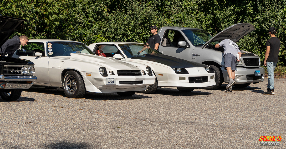 Ground Up's Cars & Coffee August