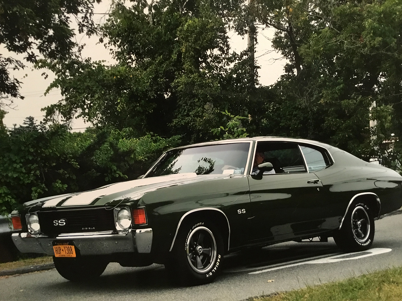 1972 Chevelle SuperSport