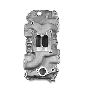 aluminum intake manifold