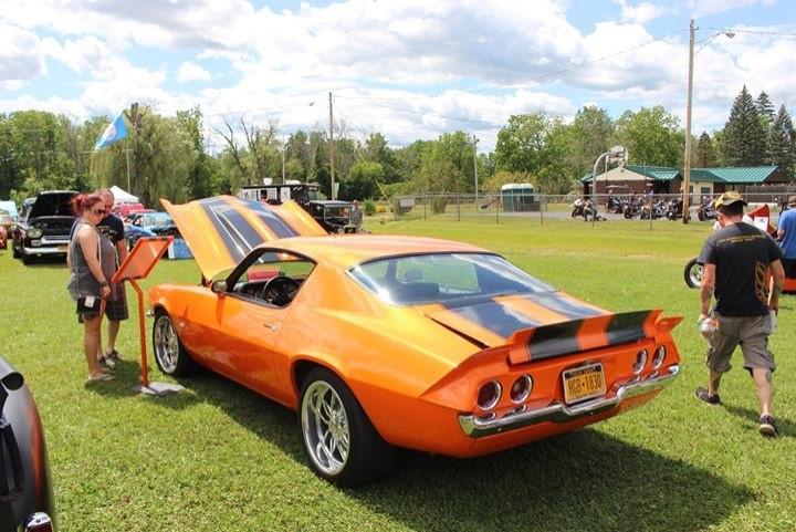 Jon Balch's 1970 Camaro