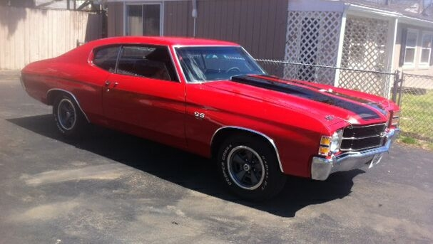 1971 Chevelle SS454 LS5