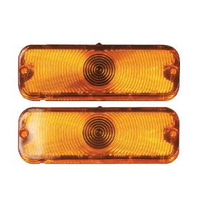 1966 Chevelle Parking Lamp Lenses