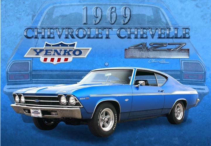 1969 Chevelle Yenko