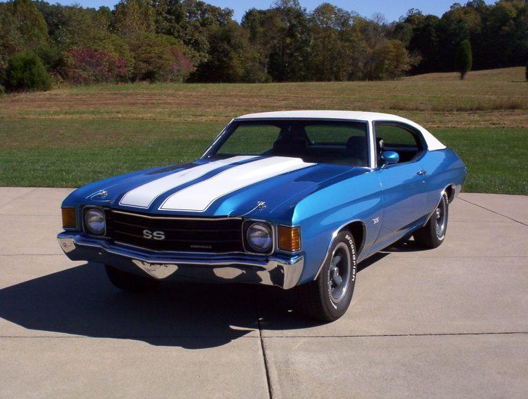 harvey gs 1972 chevelle