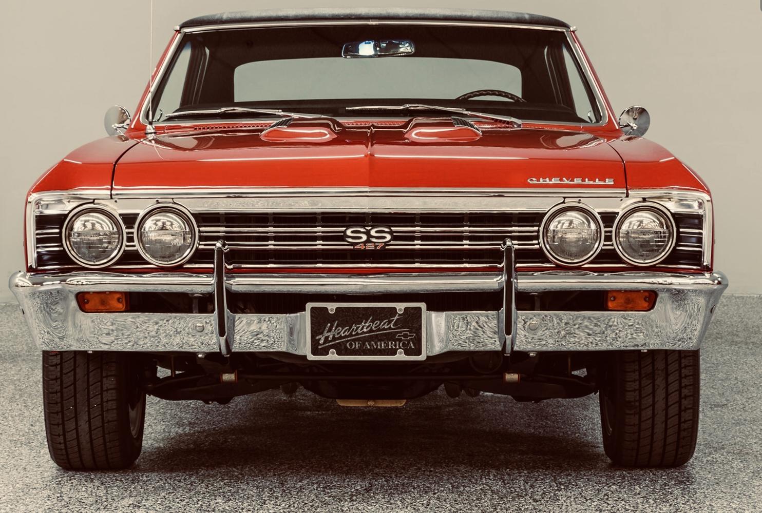 jim d's 1967 chevelle ss