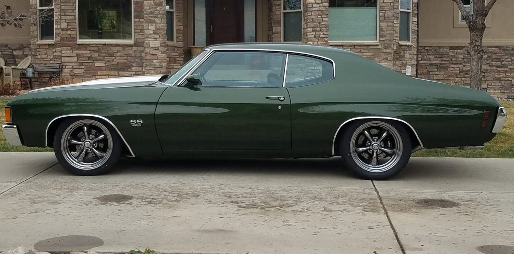 jeff s's 1972 chevelle ss454