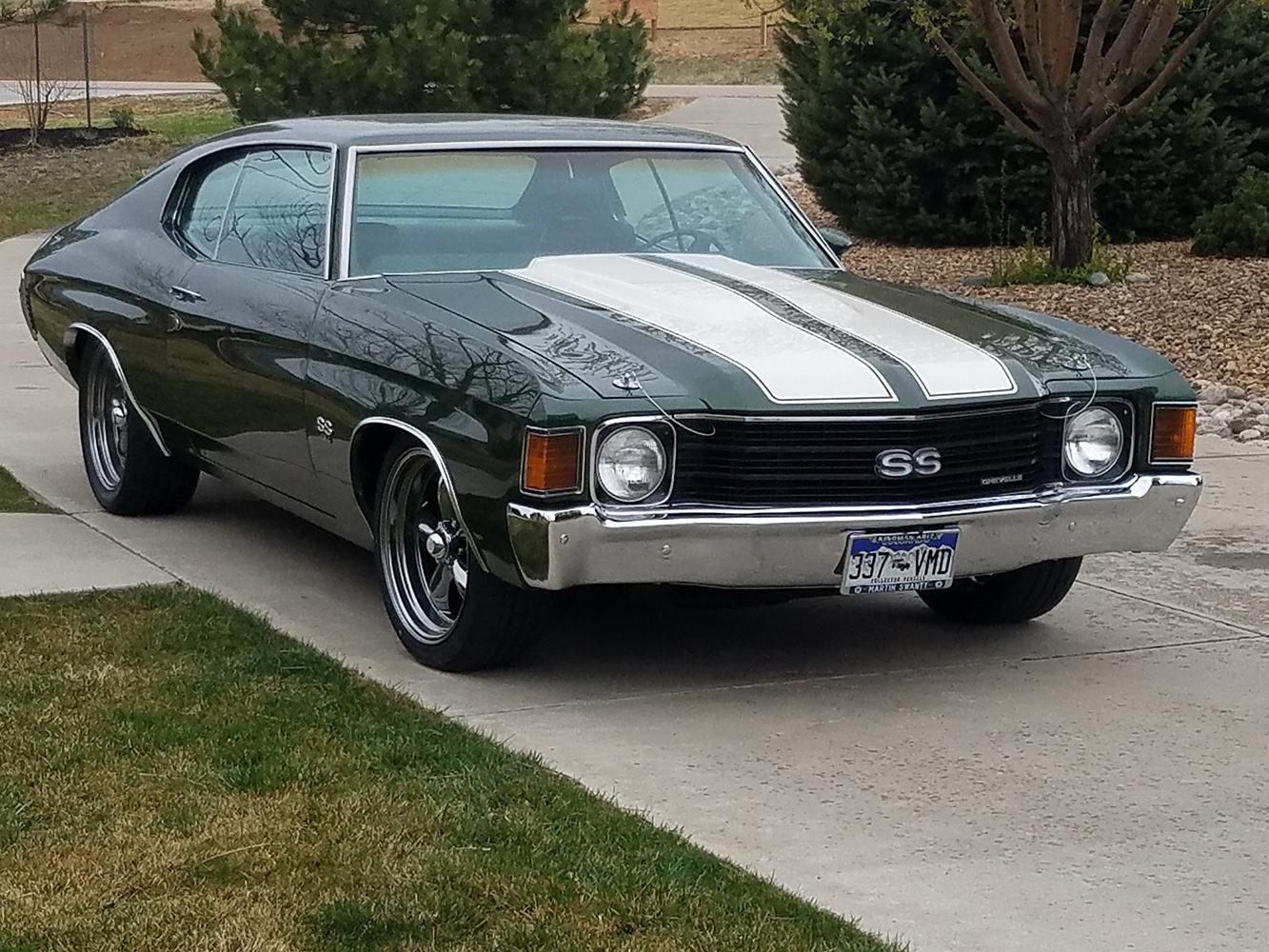 1972 Chevelle SS454