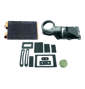 heater core, box and seal kit