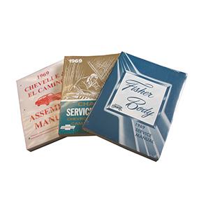 1967 Chevelle Factory Shop Manual Set