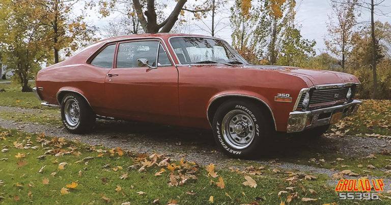 darryl m's 1972 nova