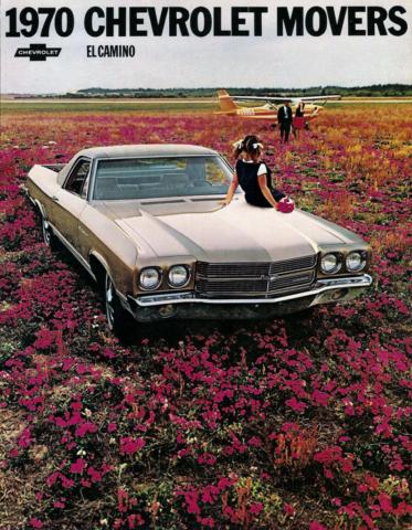 1970 Chevrolet Movers - El Camino