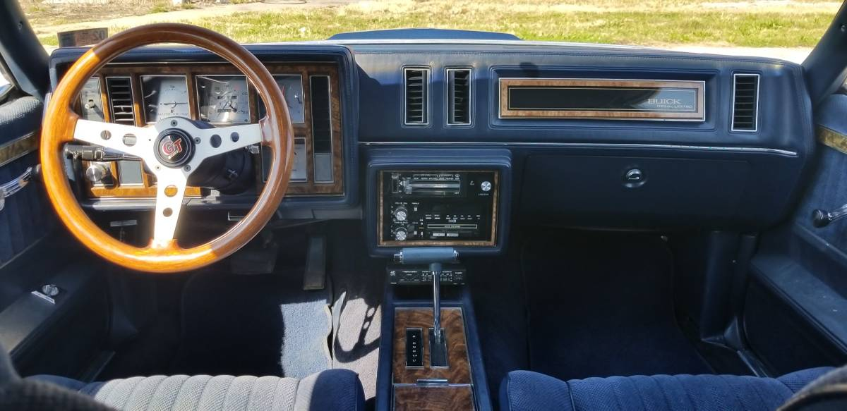 1982 Buick Regal Limited T-Type Sport Coupe