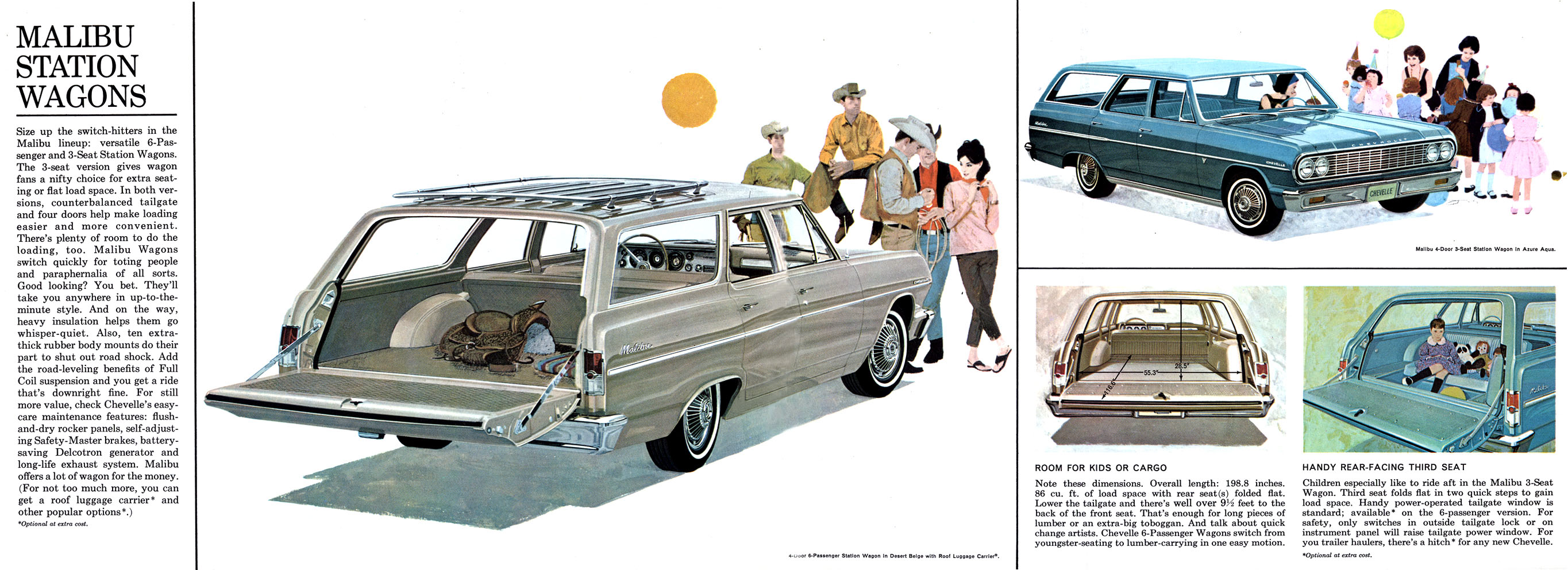 1964 Chevelle OEM Brochure - Page 5