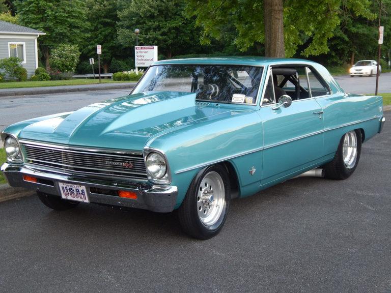 gary c's 1966 nova