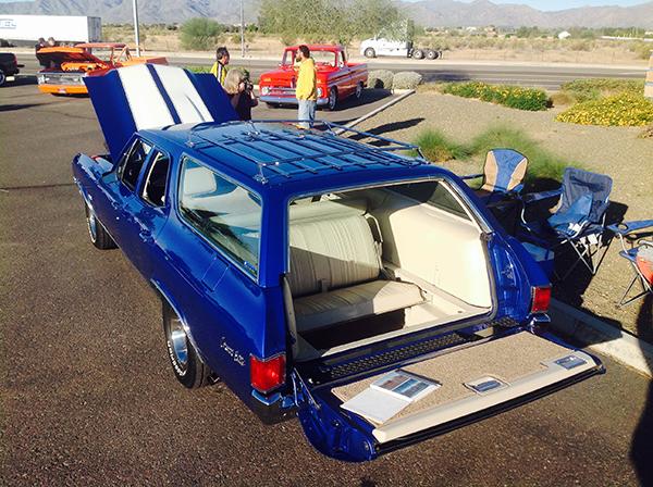 1970 Chevelle Wagon