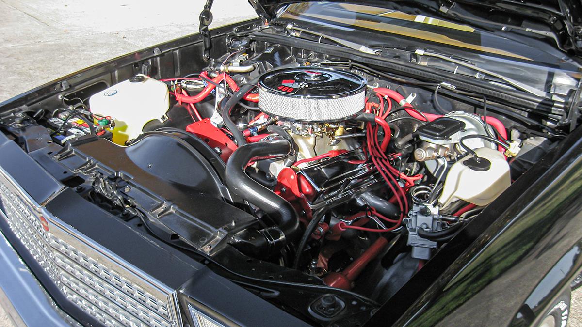 1979 El Camino Engine