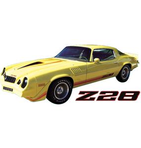 1979 camaro z28 stripes