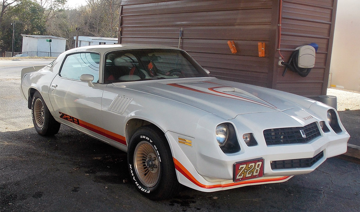 1979 Camaro