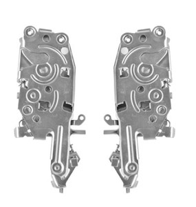door latch assemblies