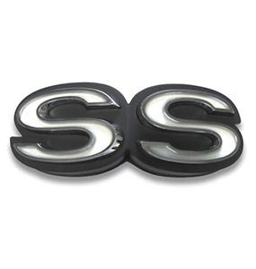 1970 chevelle ss grille emblem