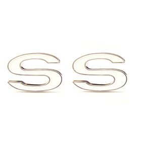 1969-1972 Chevelle SS Fender Emblems