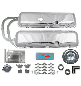 big block valve cover kit