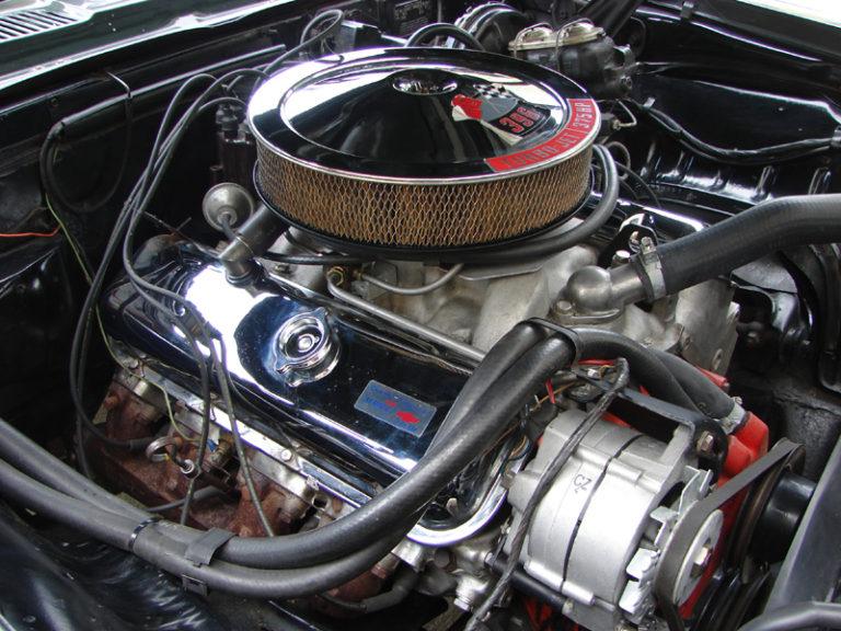 mike b's 1968 camaro
