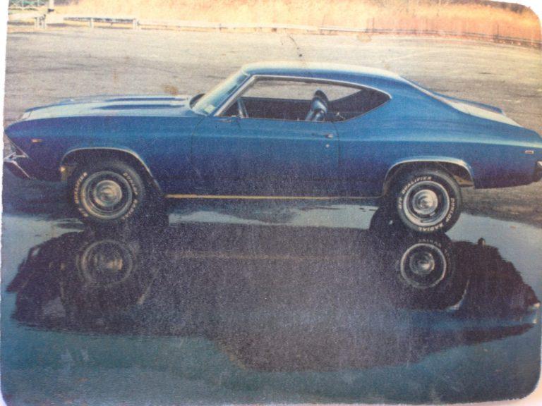 rob cs 1969 chevelle