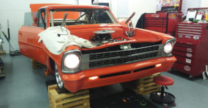 Scott & Brian Hughe's 1967 Chevy Nova