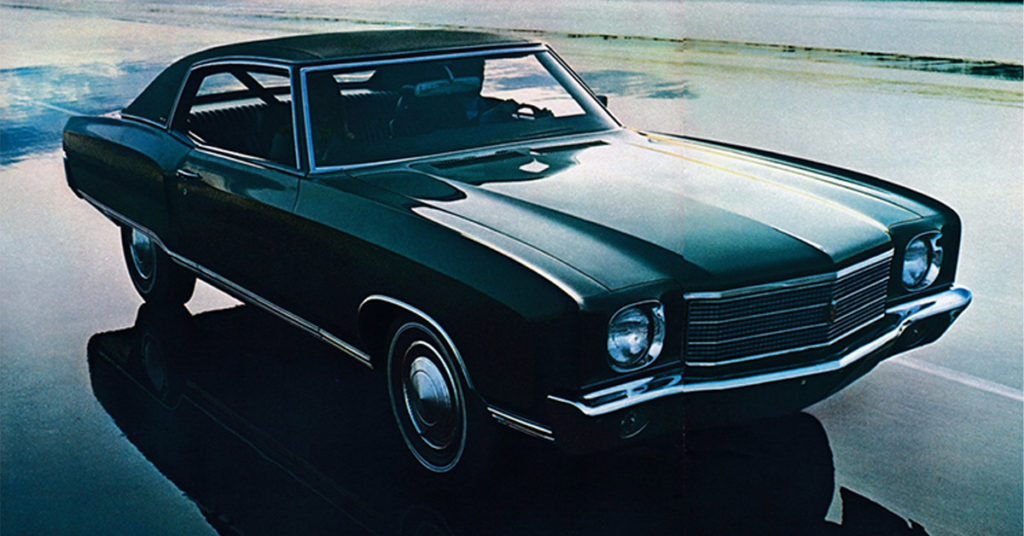 1970 Monte Carlo By Chevrolet