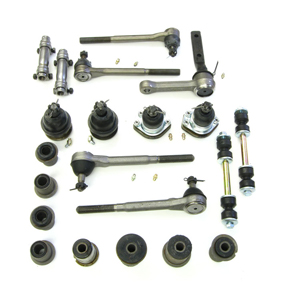 deluxe suspension kit