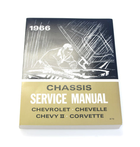1966 Chevelle Factory Service Manual