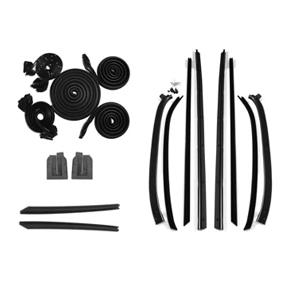 deluxe weatherstrip kit