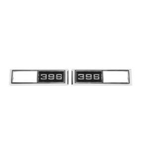 68 350 side marker emblems