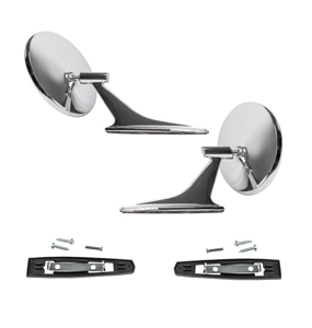round mirror kit