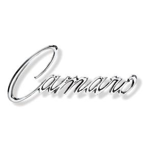 1968 Camaro - 1969 Camaro Script Fender Emblem