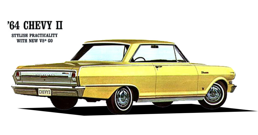 1964 Nova