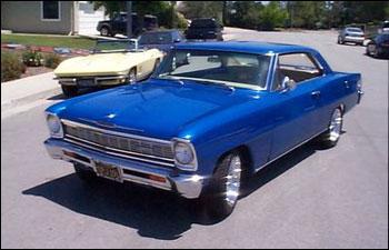 jamie's 1966 nova