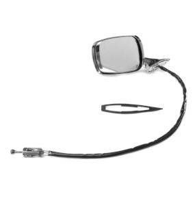 1968 Camaro Remote Side View Mirror, LH Drivers Side