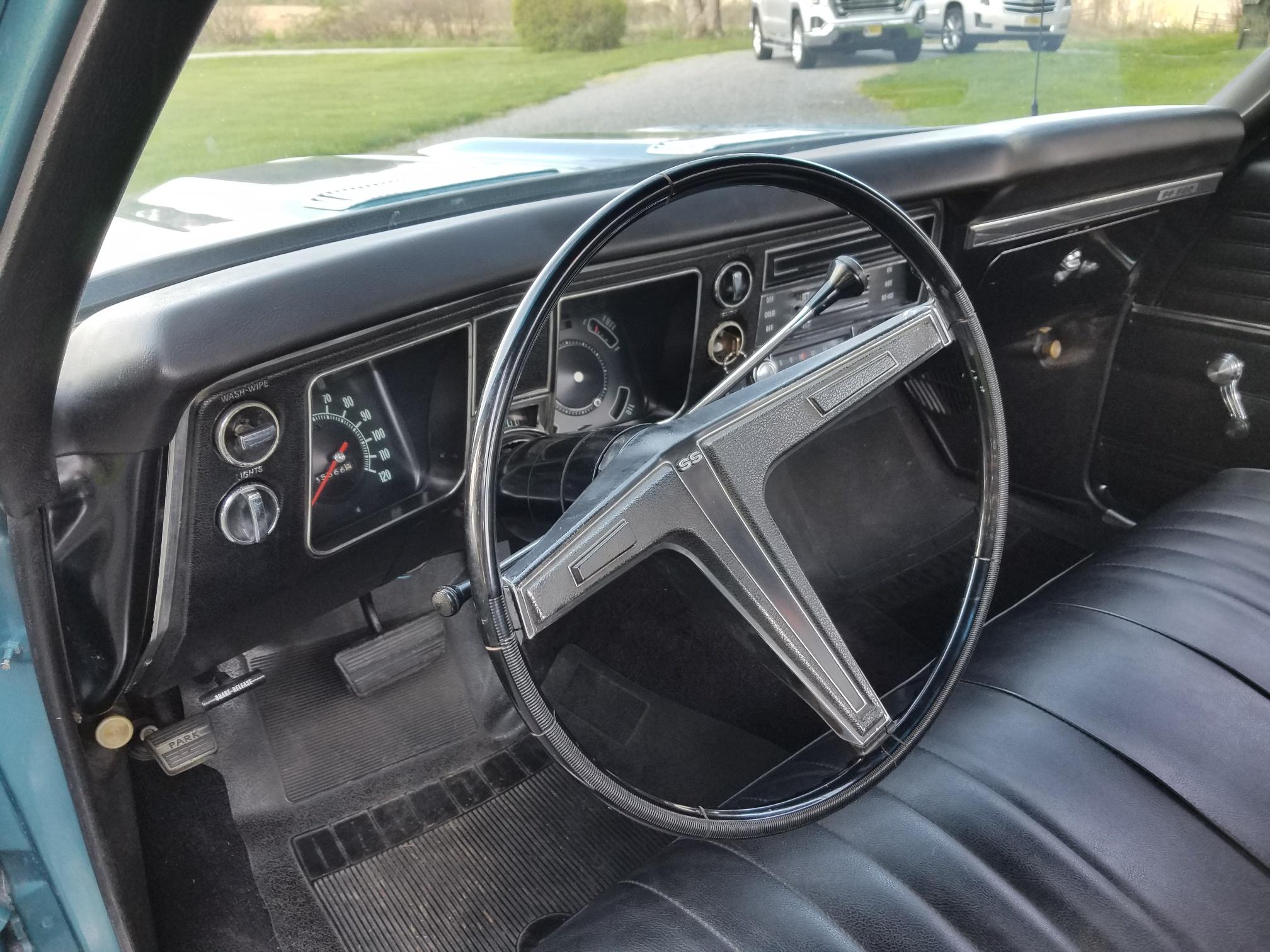 1968 el camino