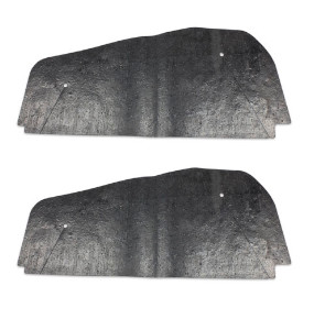 1973-1977 El Camino A Arm Dust Shields