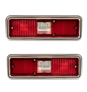 1971 Nova, 1972 Nova Tail Light Assembly Kit