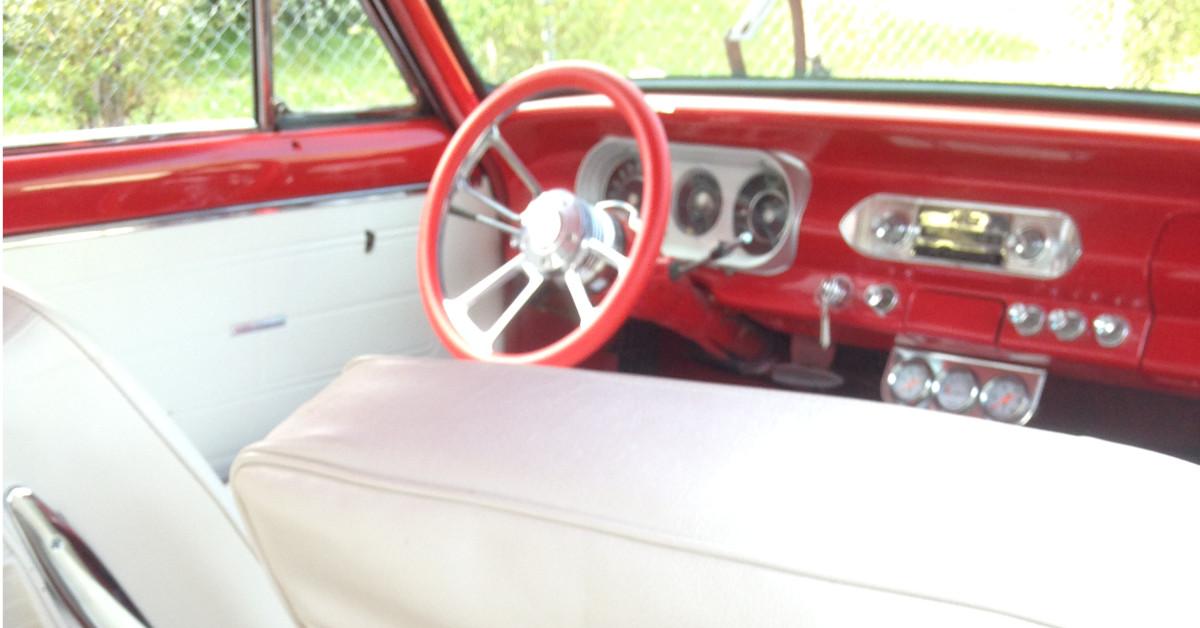 1963 Nova
