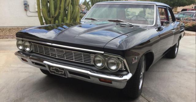 1966 chevelle