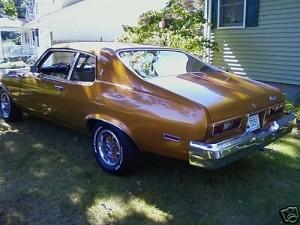 1974 Oldsmobile Omega