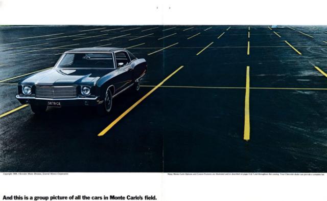 1970 Monte Carlo