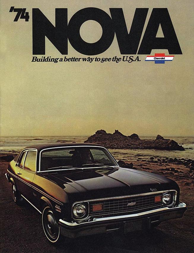 1974 Nova