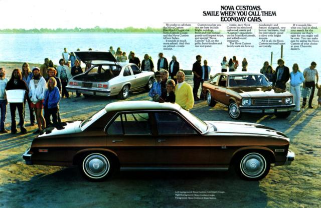 1975 Nova