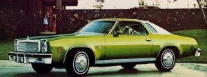 1976 Chevelle Malibu