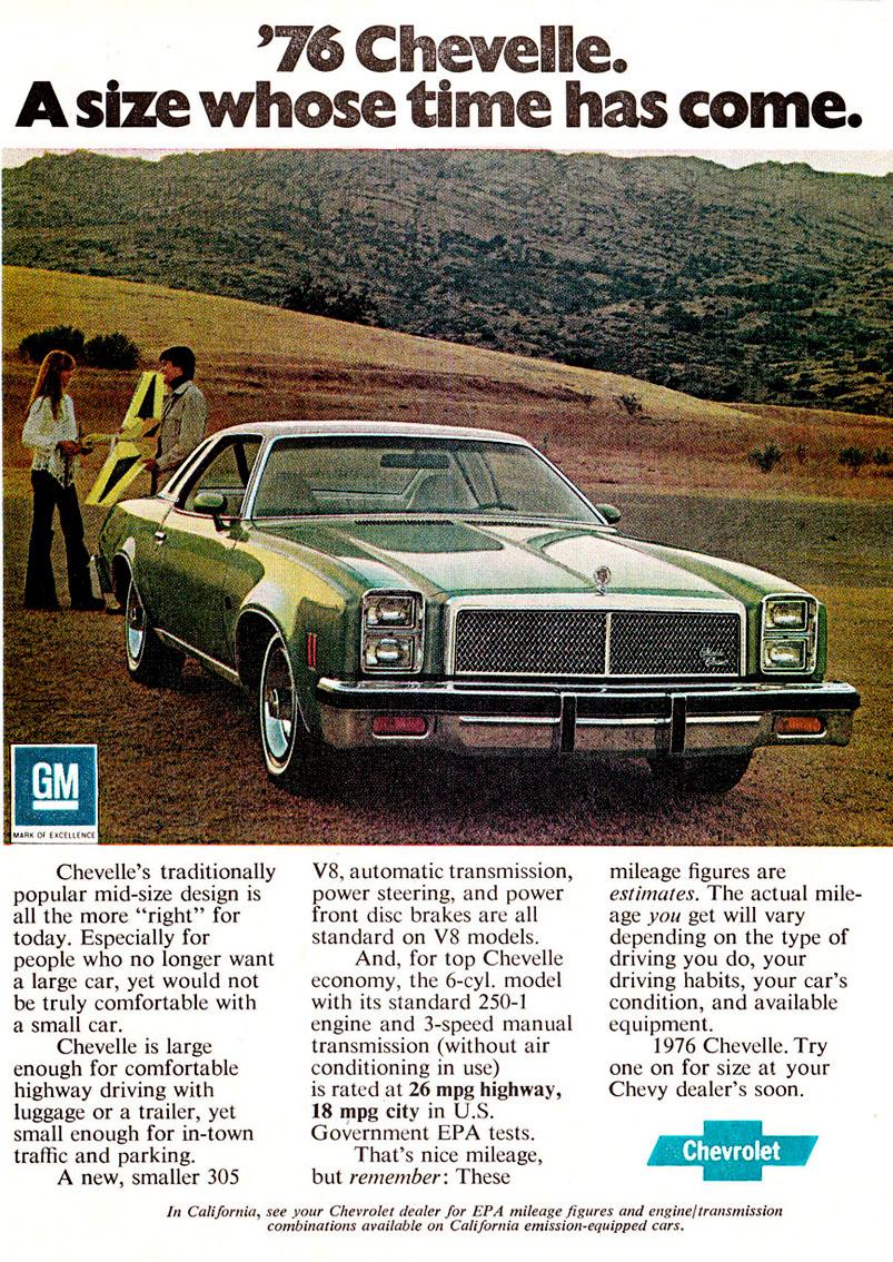 1976 Chevelle